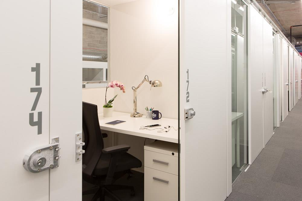 The Yard: Bryant Park - Private Office for 1