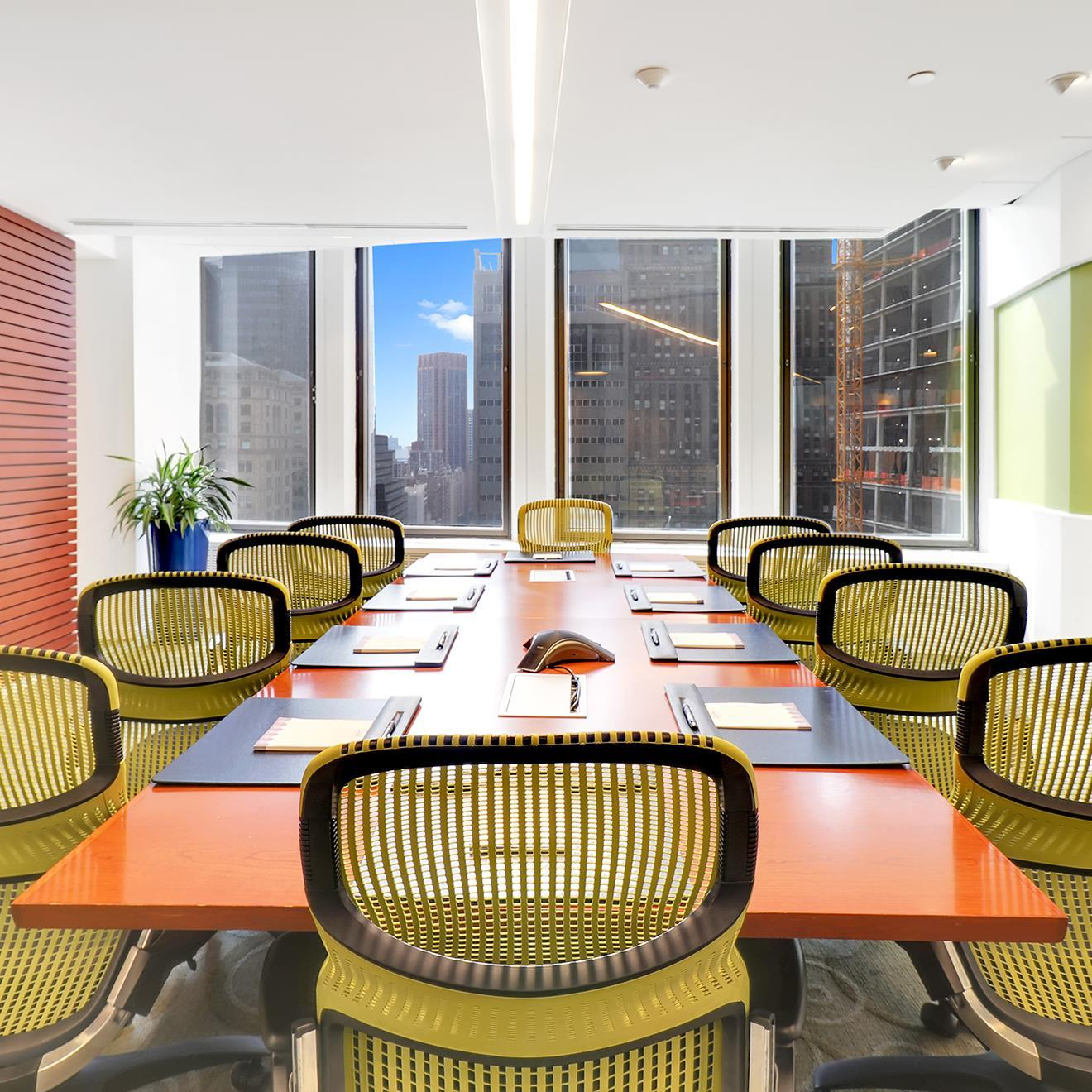 Host at Carr Workplaces - 745 Fifth Avenue