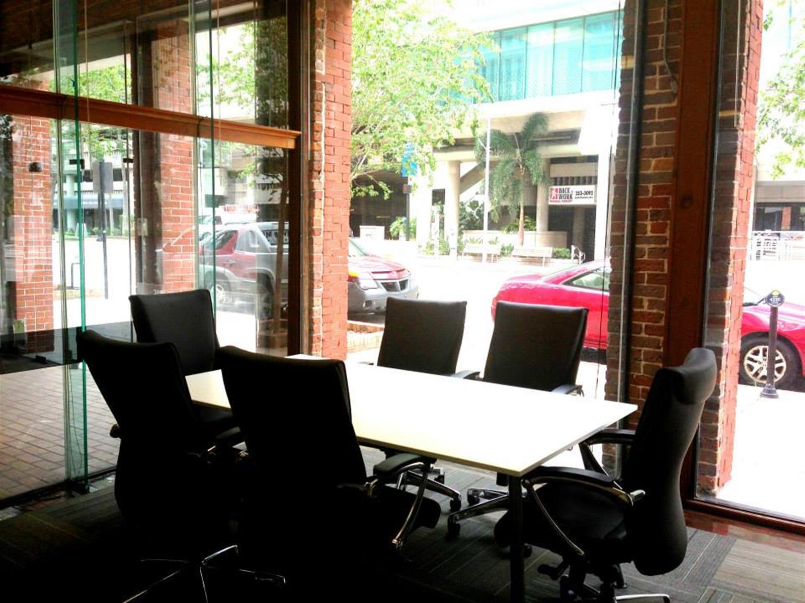 Anthem Reporting - Downtown Tampa - Downtown Tampa Conf Room (white table)