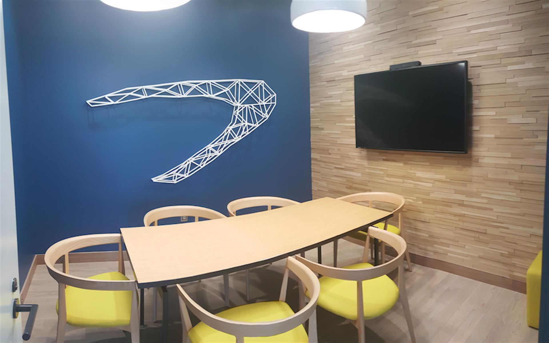 Capital One Café - Seaport - The Capital One Community Room #1