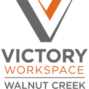 Logo of Victory Workspace (Laptop Lounge)
