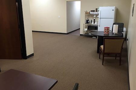 Crop One Holdings, Inc. - Dedicated Desk