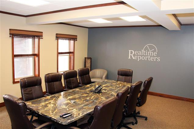 Realtime Reporters - Conference Room 3