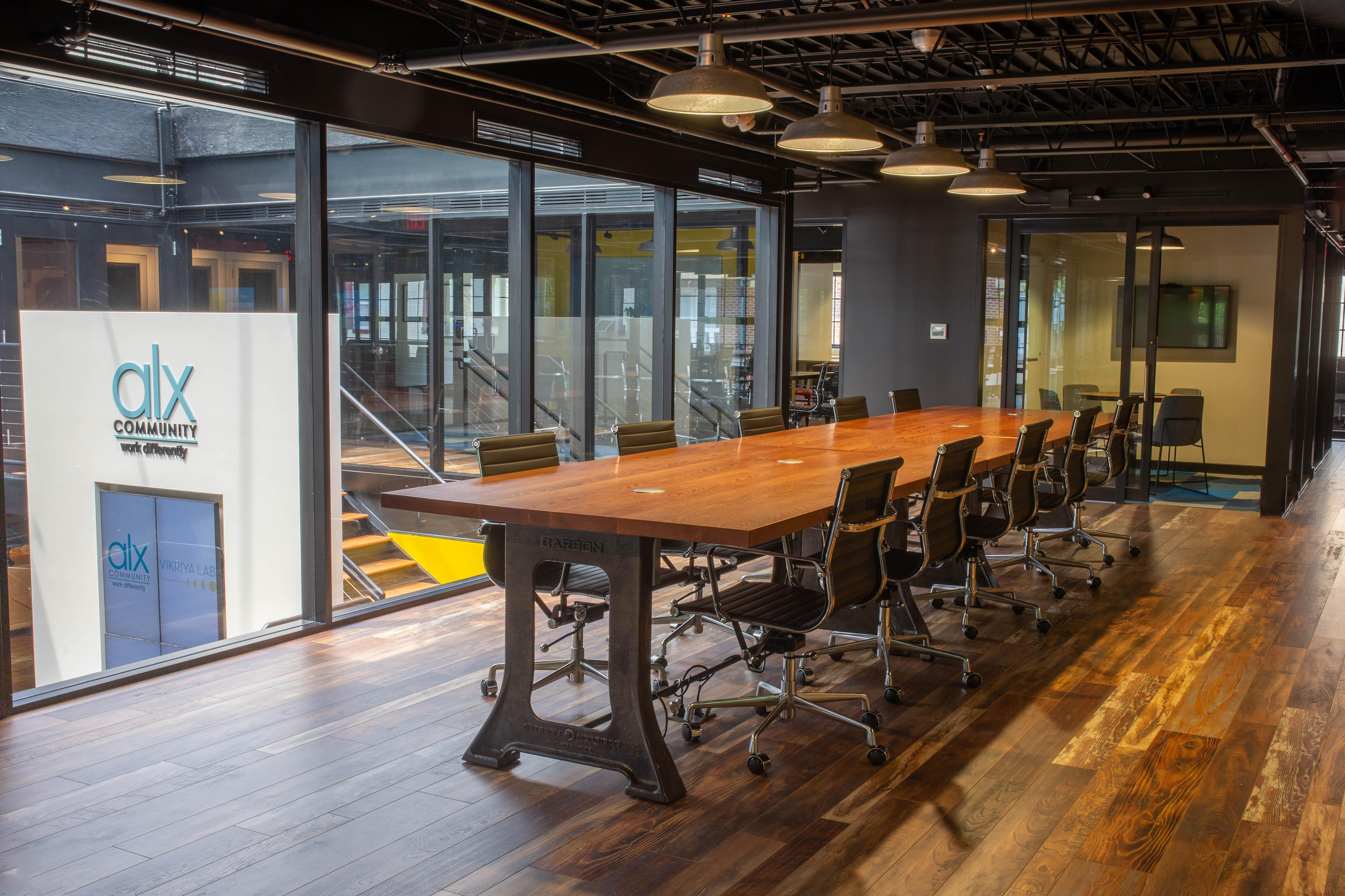 ALX Community - Flex 30 Membership- Shared Desks
