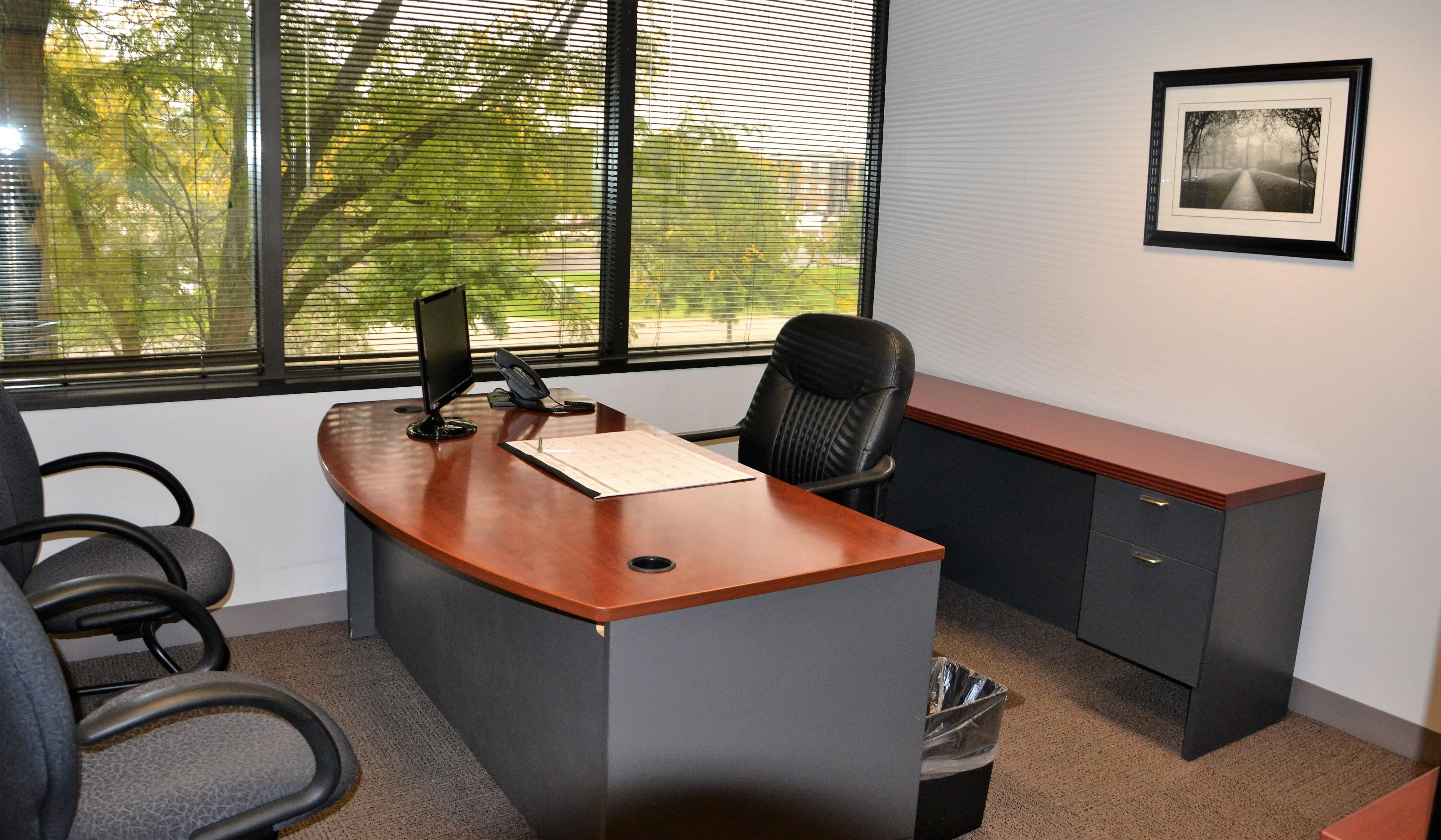Office Evolution Columbus - Worthington - Window Office