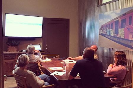 Rail Yard - Conference Room (Meeting)