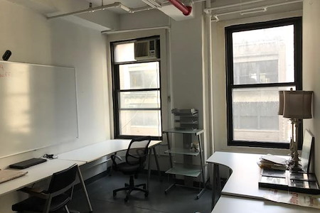Section 101 Coworking Space - Office Space in Chelsea Right By MSG
