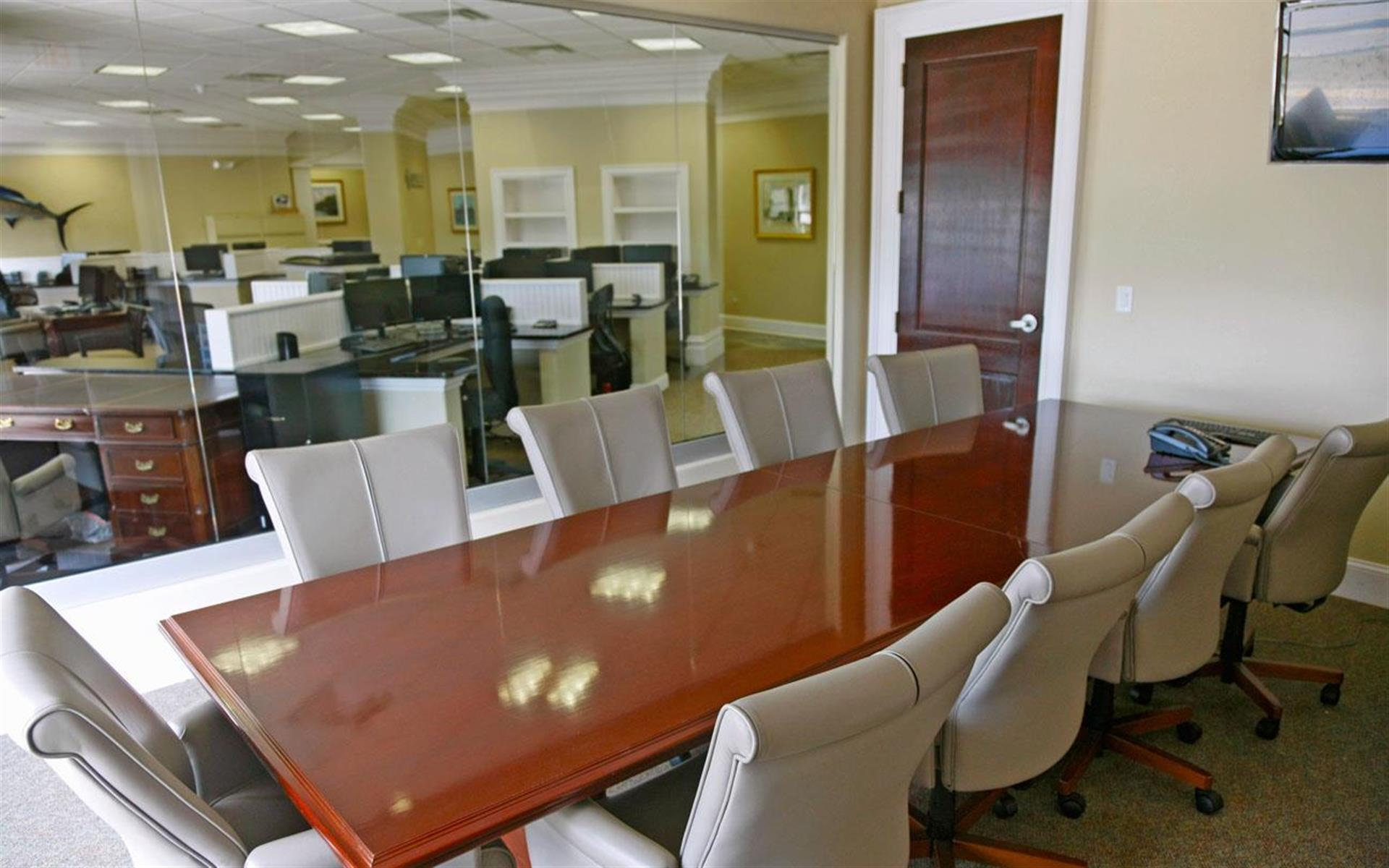 The Dixon Building - Meeting Room 1