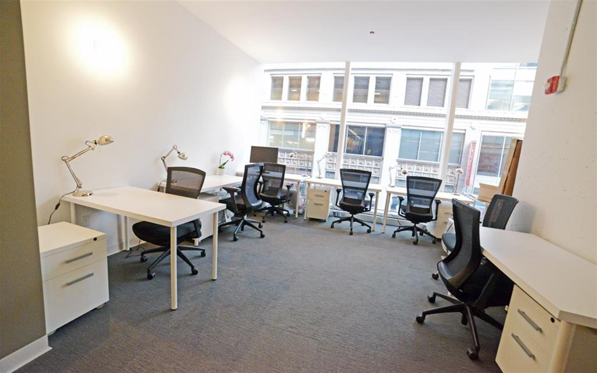 The Yard: Herald Square - Team Office for 8