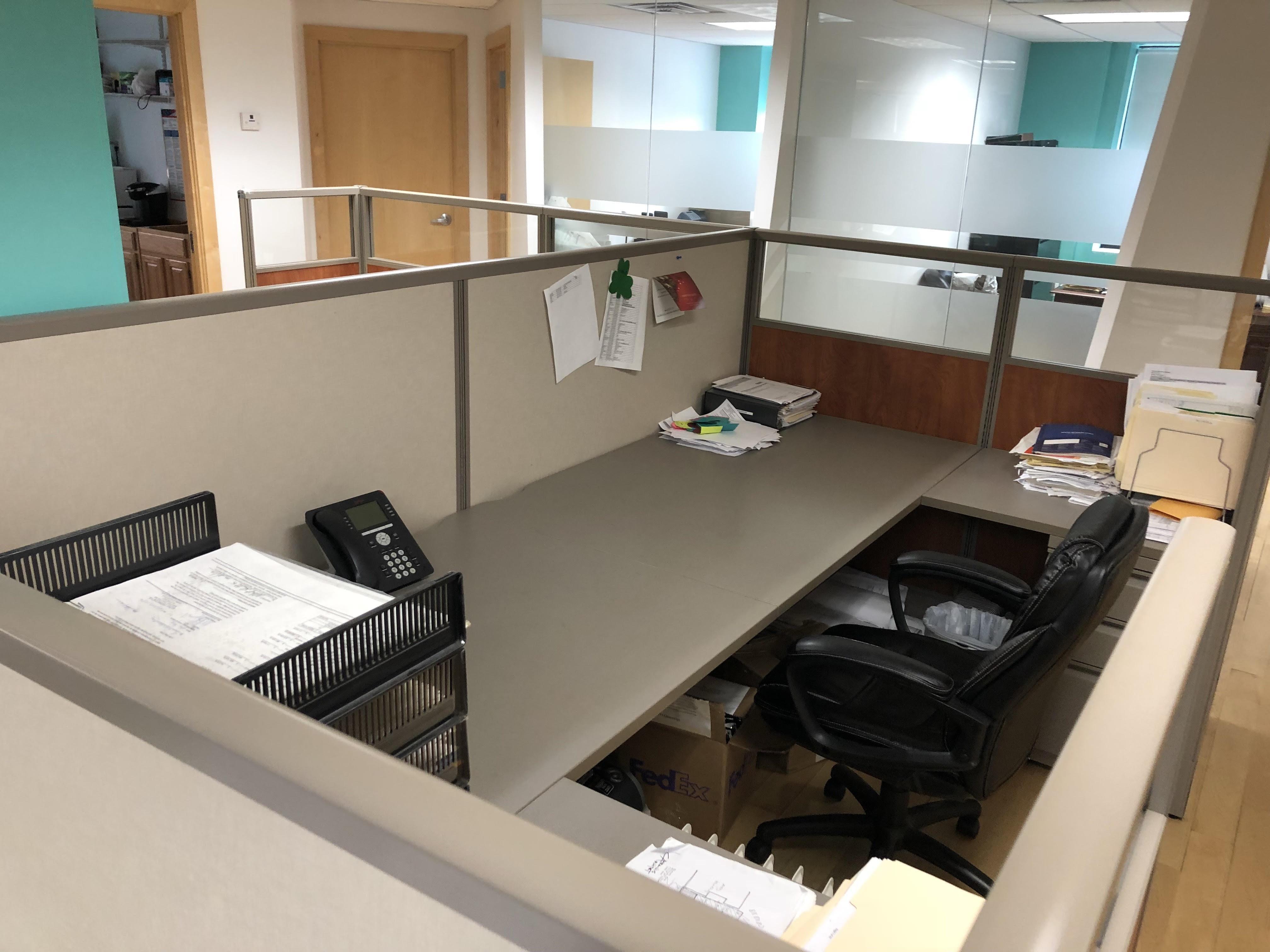 U.S Tech Construction Corp - Bigger Dedicated Desk