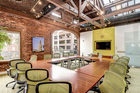 Carr Workplaces - Georgetown - Douglas Training Room