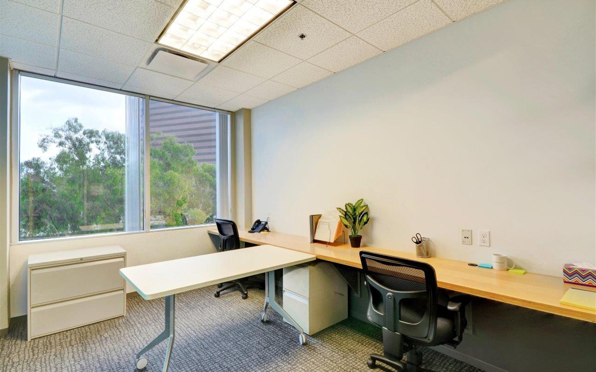 TechSpace - Costa Mesa - Private office W/View
