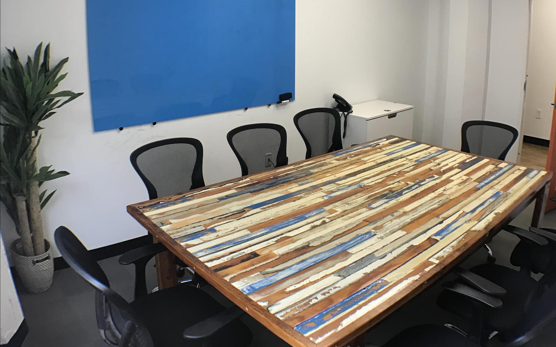 Novel Coworking Charlotte - Conference Room- 3rd Floor