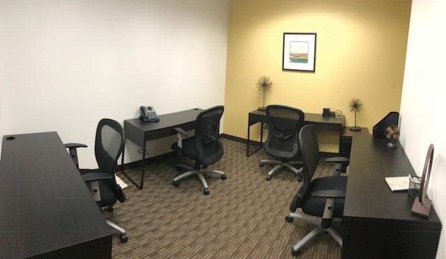 Regus-99 S. Almaden Blvd. Suite 600, San Jose, CA 95113 - Dedicated Desk 1