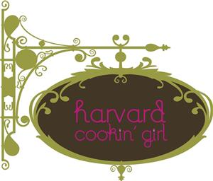 Logo of Harvard Cookin' Girl
