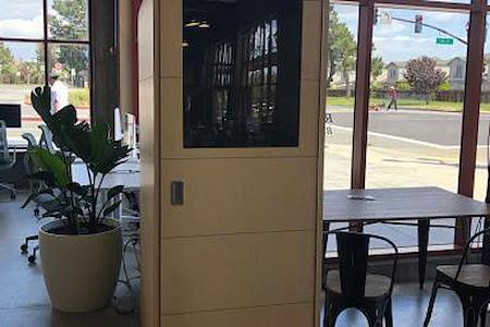 Oakstop Richmond - Ethel Dotson Phone Booth