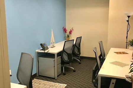 Regus- 2500 Broadway - 4-5 Person Office