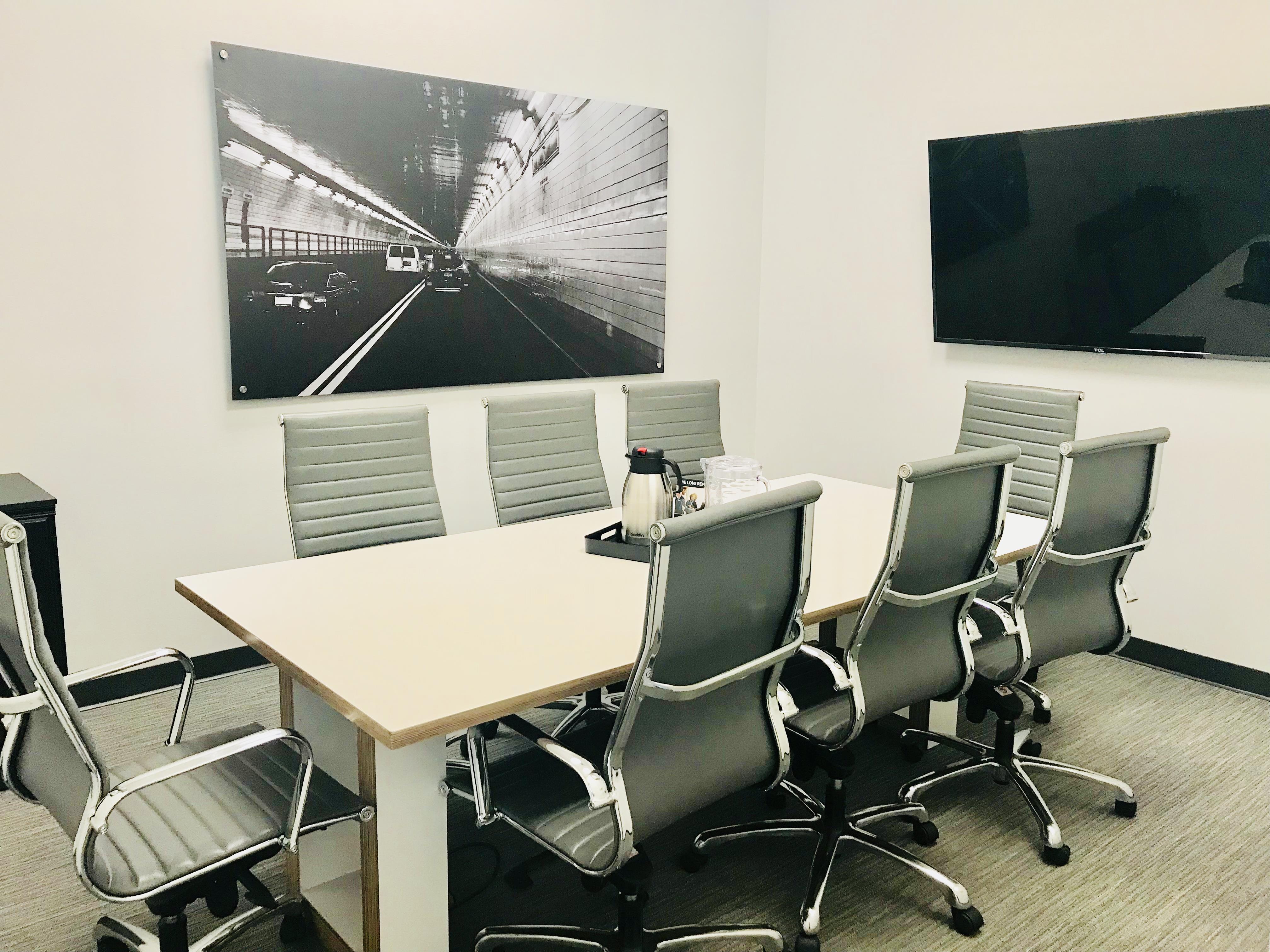 Intelligent Office Edinburg - Conference Room B