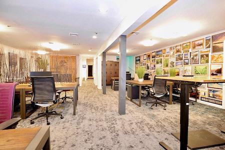 En Masse Coworking - Open Desk