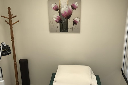 Zoe Acupuncture & Herbs  Center - The whole office/per treatment room