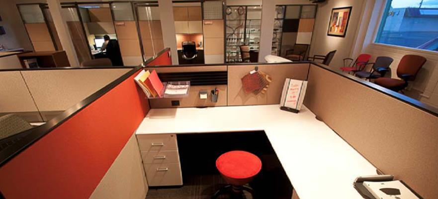 CloudSpace - Open Desk Midtown (CloudSpace Location)