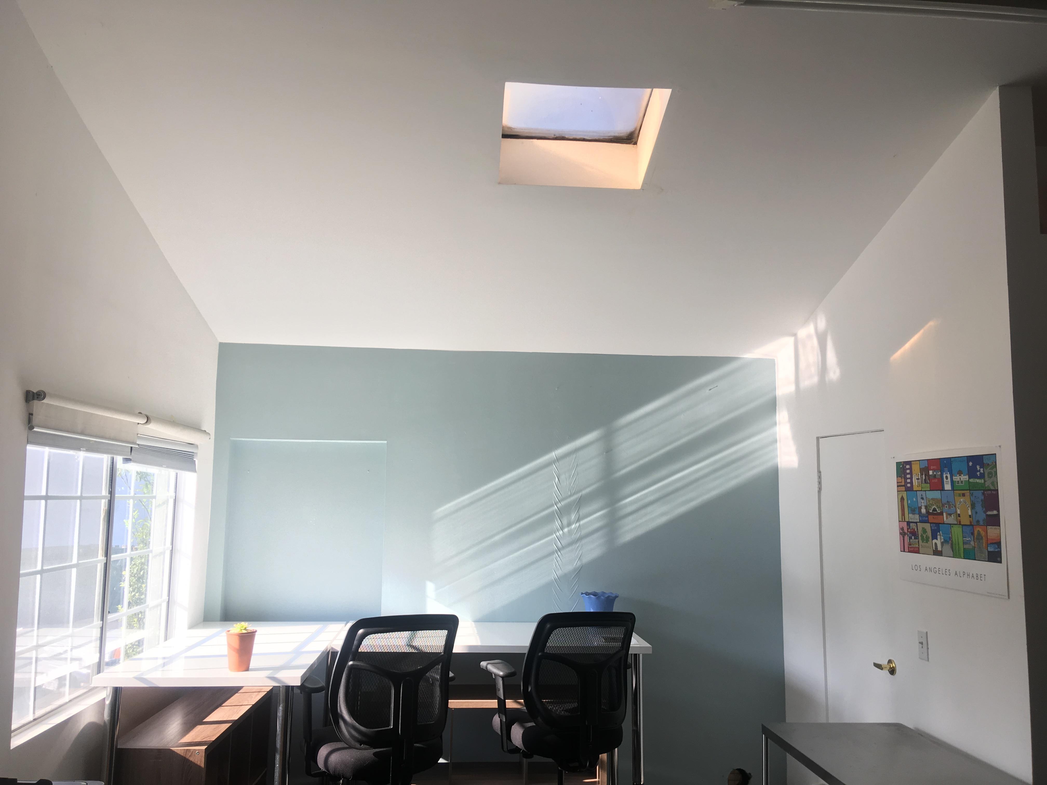 Zanja Gardens - Window Space W/ Skylight