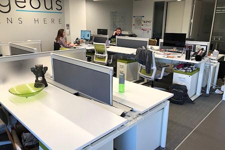 CURA Strategies - Dedicated Desk 1