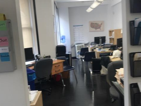 New York Language Center - NYLC 12th Floor Office Space