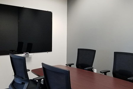 Aston Business Center, Inc. - Olive Meeting Room