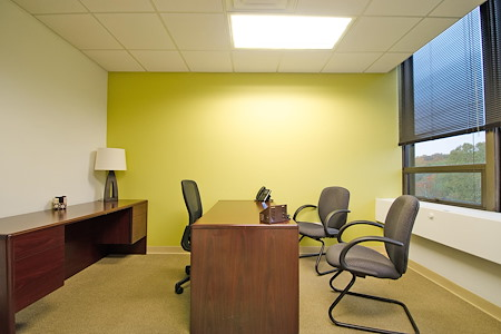 Carr Workplaces - Westchester - Hudson Day Office