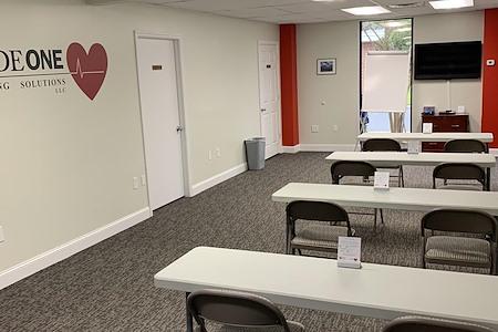 Code One Training Solutions, LLC - Meeting Room