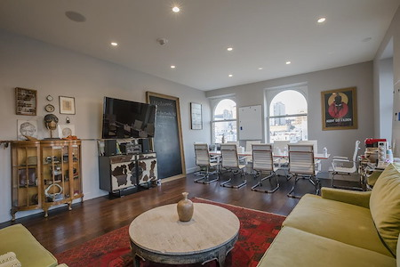 A Suite with Views at the Landmark Post Street Building - Suite 1528