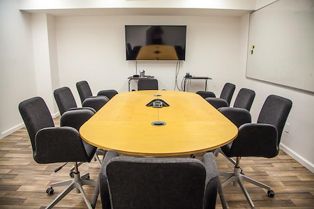 Treehouse Society - Conference Room for 8