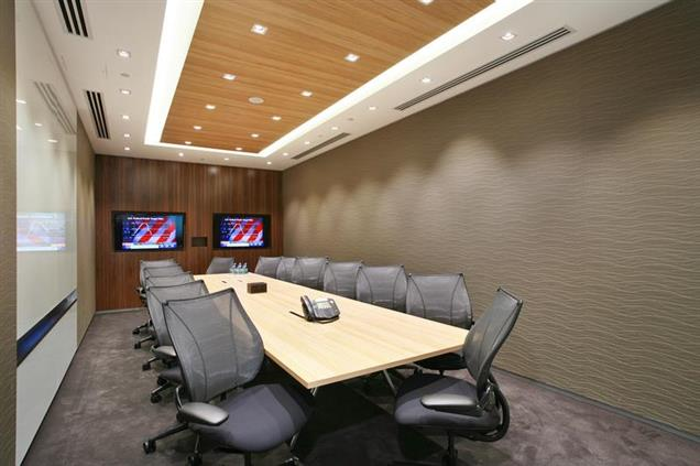 Compass Offices 1 O'Connell Street - Board Room - 14 pax
