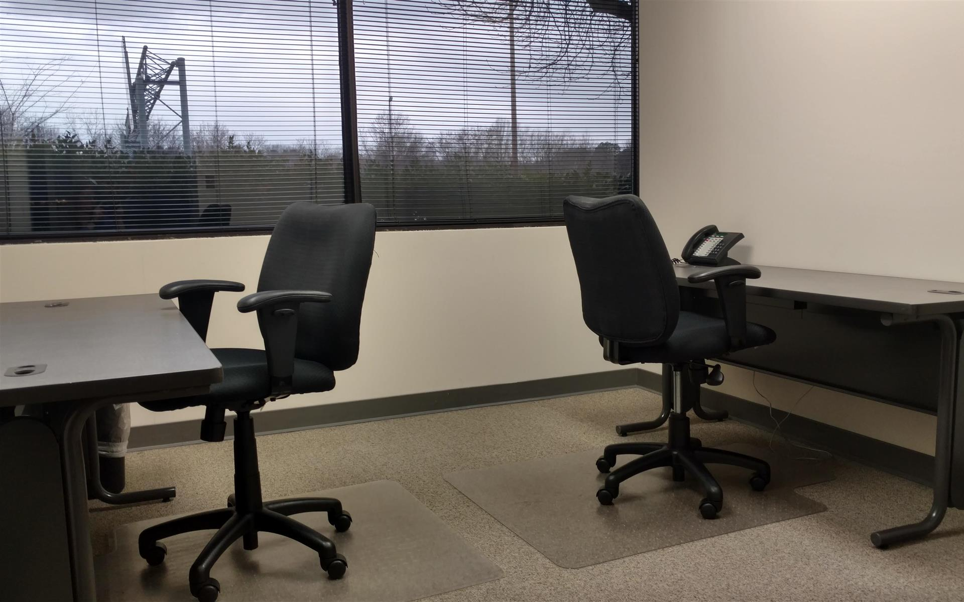 Perimeter Park Executive Center - Office 39 - Private Window Office
