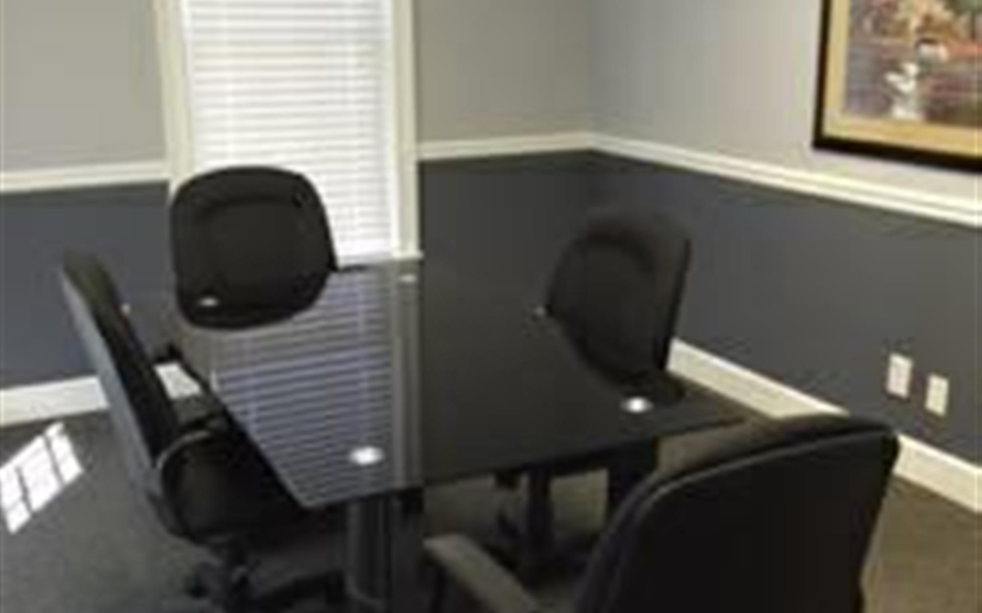 Neutral Offices - Sailboat Room