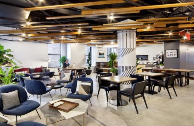 Industrious Salt Lake City Downtown - Dedicated Office for 3