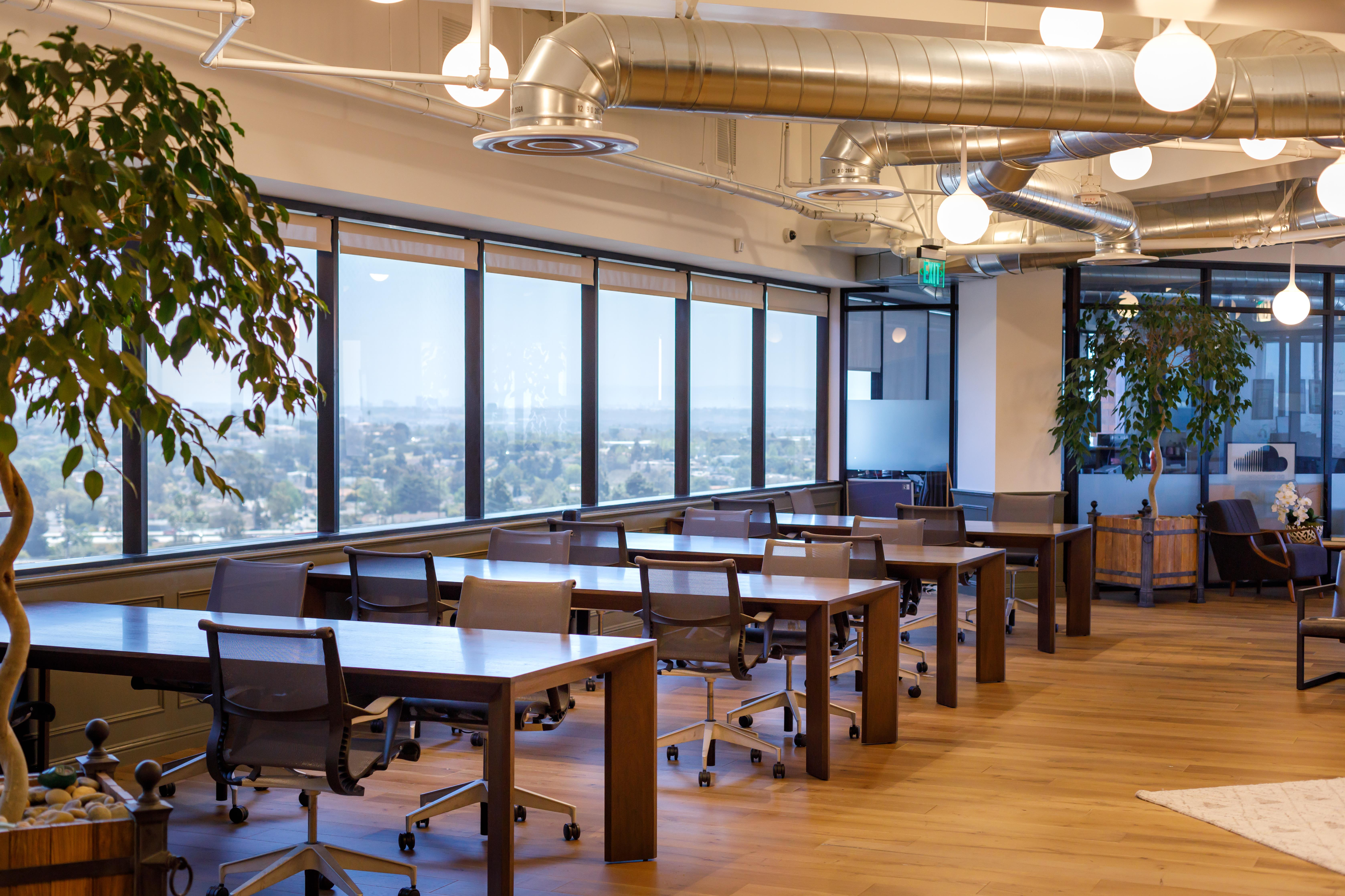 Village Workspaces - Up to 8 person city view office