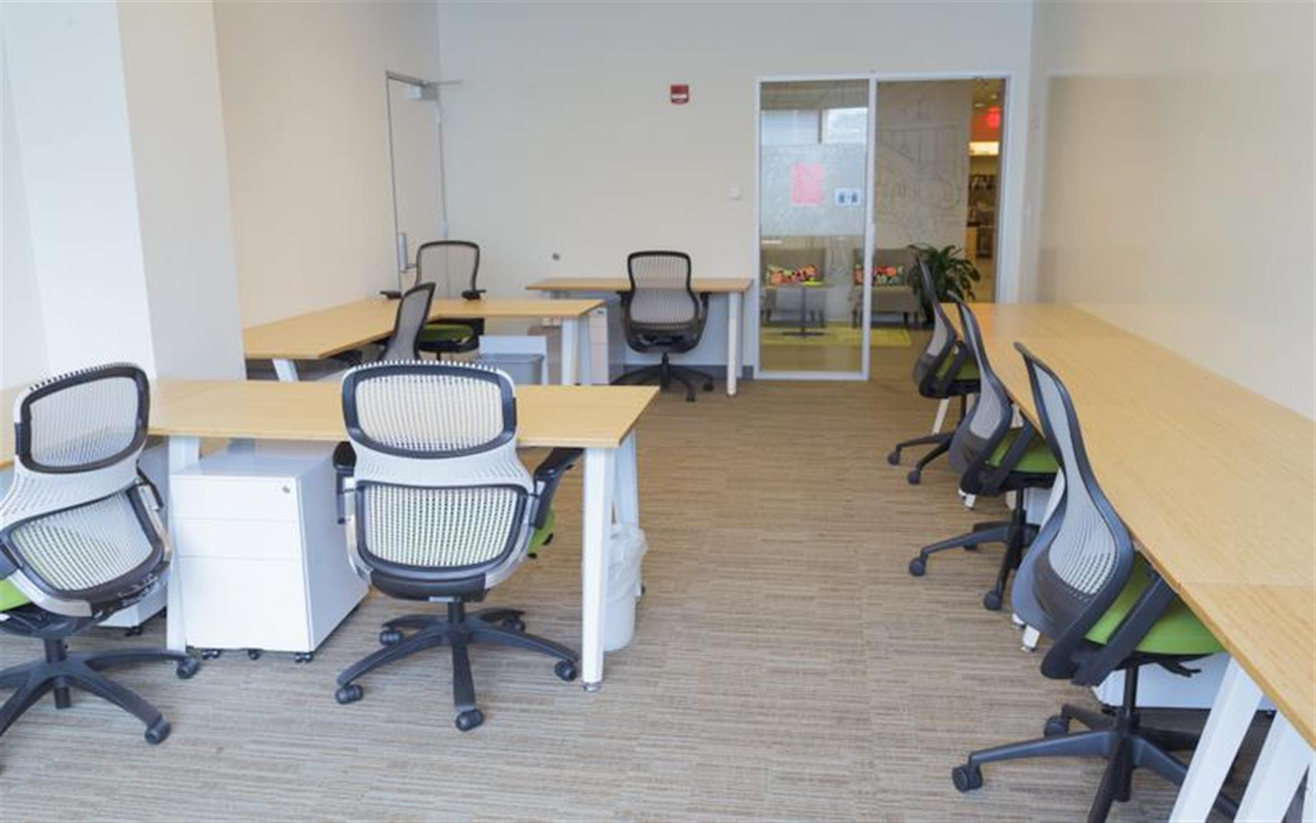 NGIN Workplace - Office Space