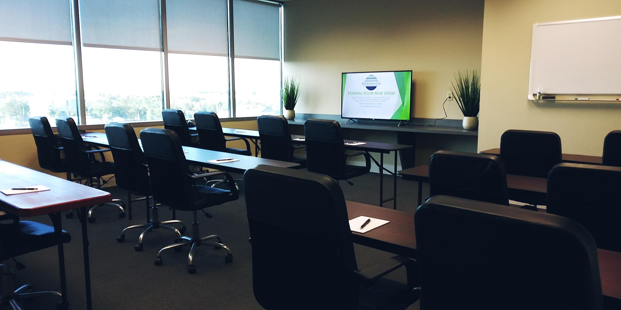 Riverside Business Center - RBC Training Room