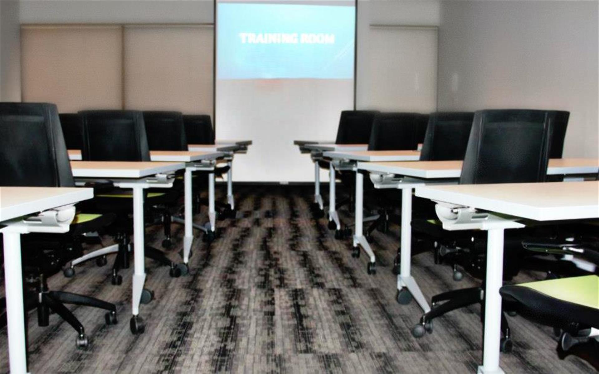 Whitestone REIT - The Solutions Center - Suite 235