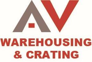 Logo of AV Warehousing and Crating