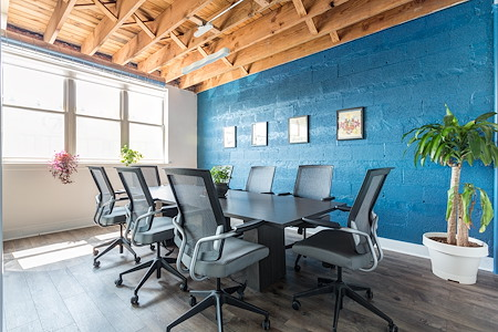 Second Shift - Spacious & Sunny Conference Room