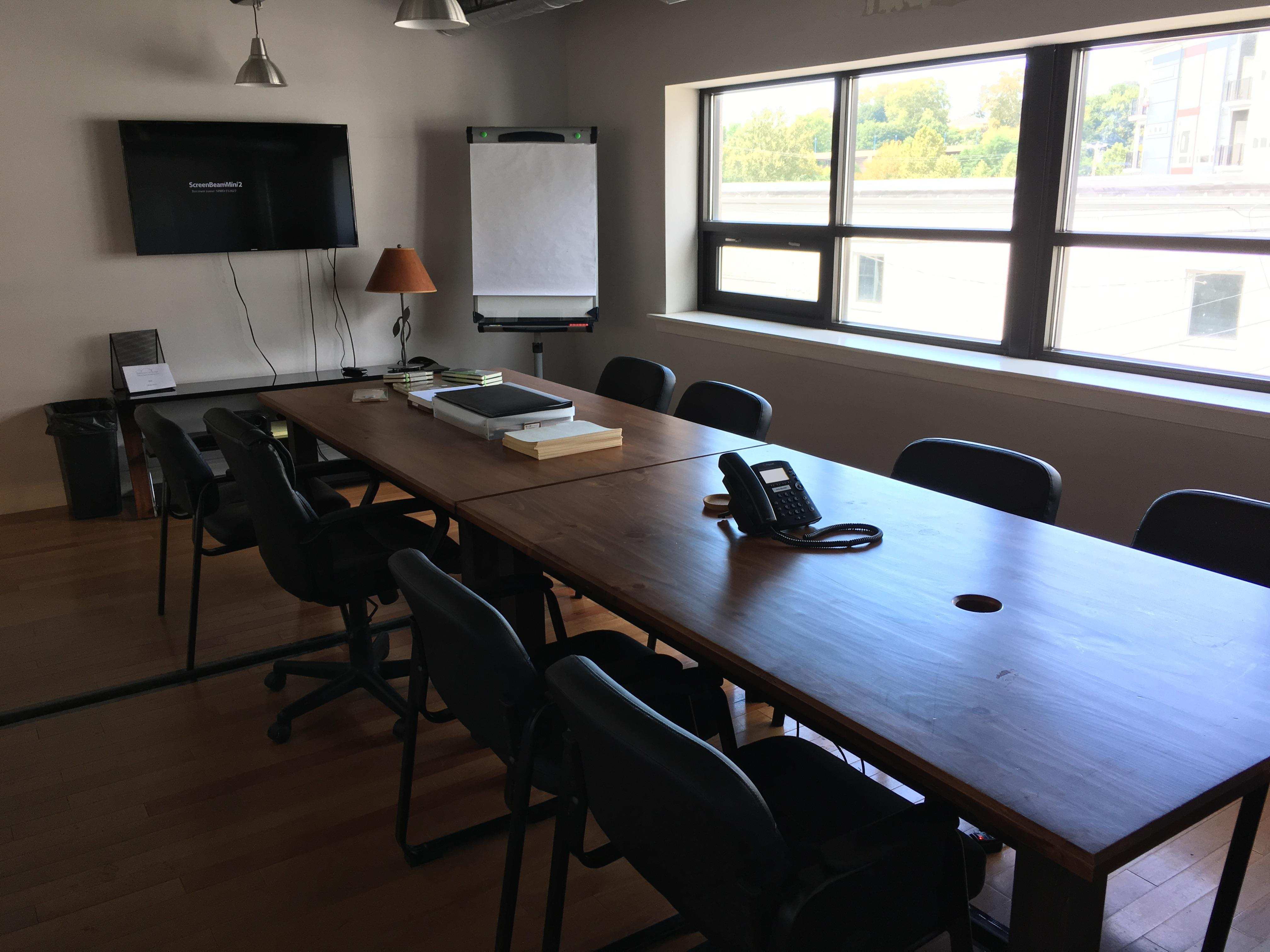 WorkSpace on Bridge - Conference Room