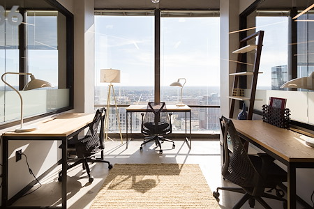 Industrious Charlotte Uptown - Team Space for 3