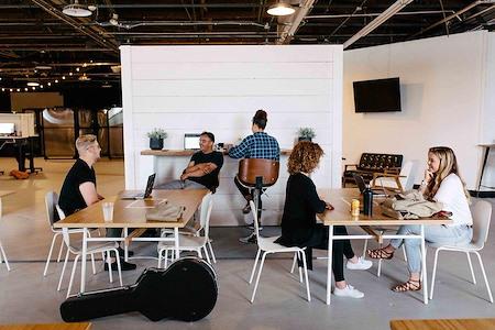 Three One Three - Open Work Space