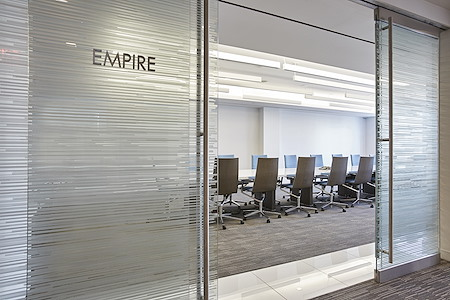 Emerge212 - 3 Columbus Circle - Empire Conference Room