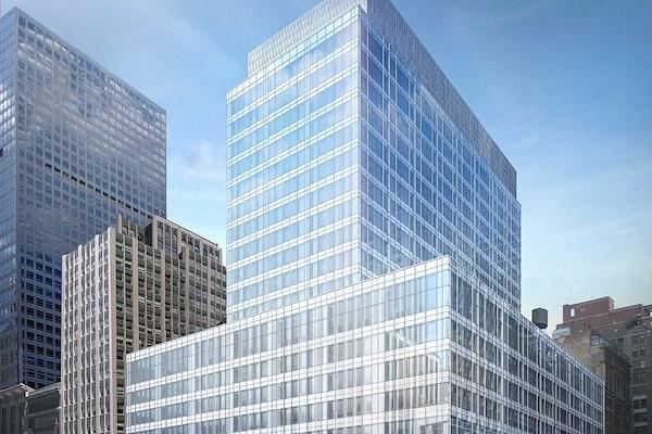 ElevatedNY - Windowed Team Office; 4119