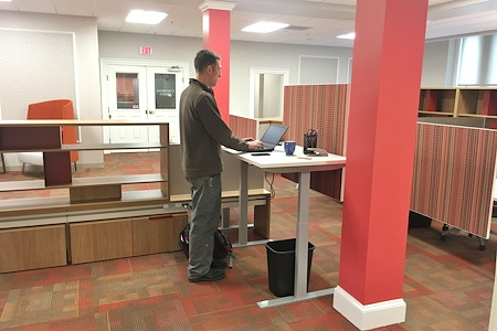 Red Oak Coworking Offices - Coworking Plan