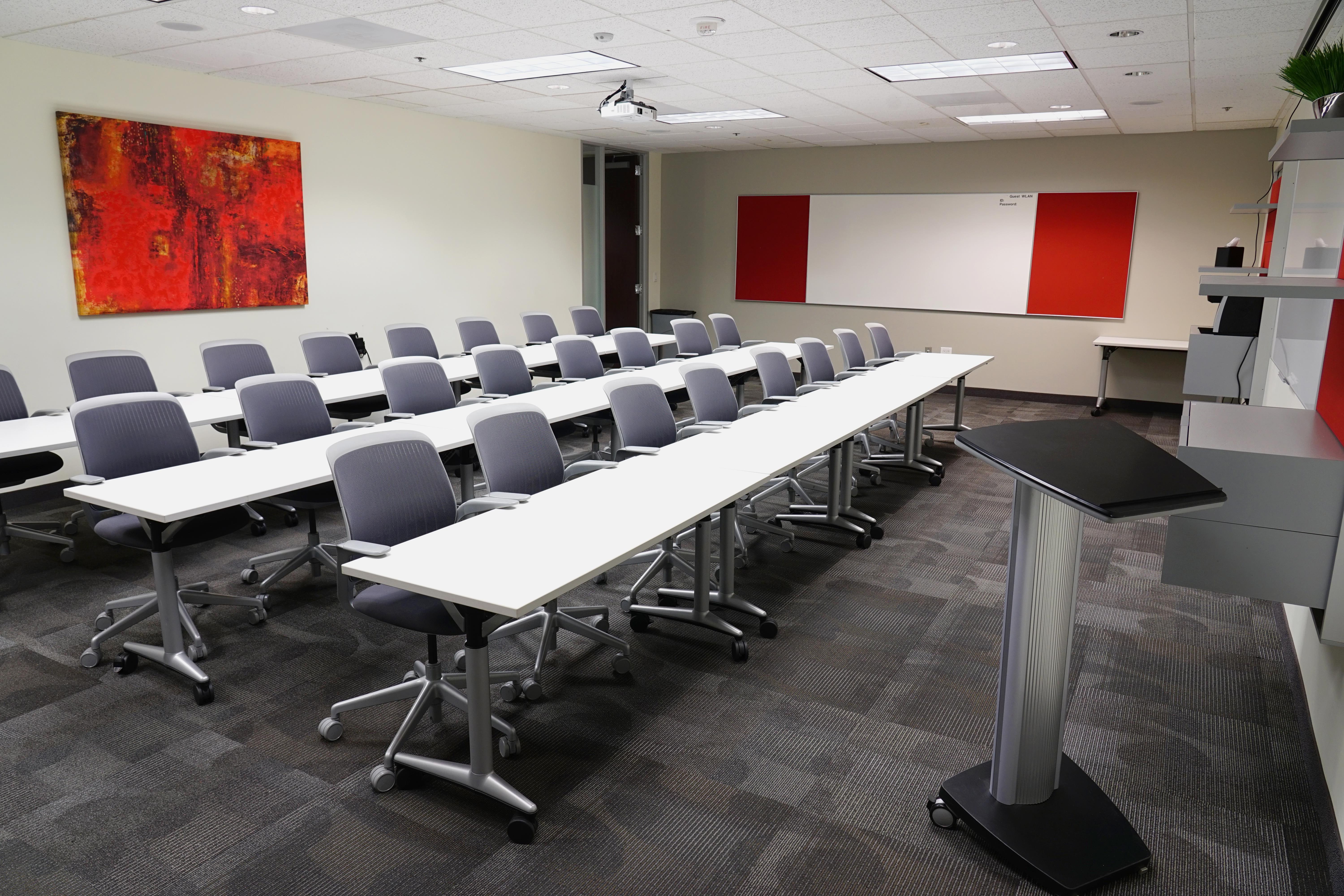 Executive Workspace @ Spectrum - Training Center